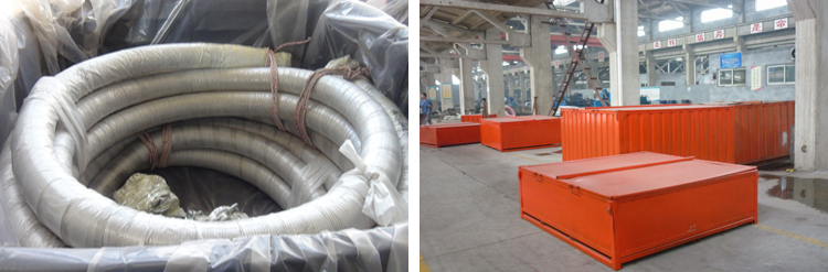 Cementing Hose 5000PSI Packaging