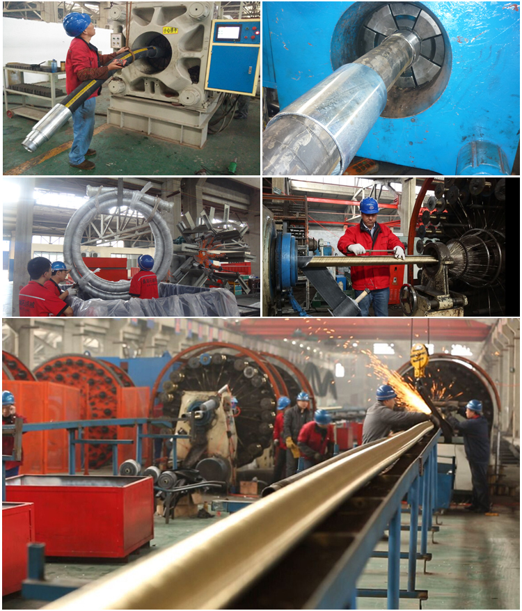 Cementing Hose 5000PSI Production